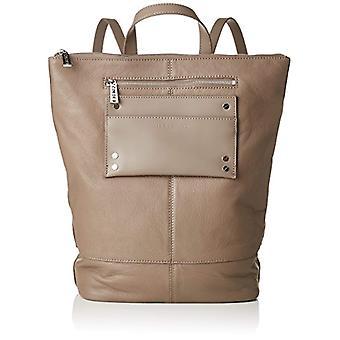 Liebeskind Berlin BACKPACKM LEISUR Handbag/Zaino Donna Marrone (Brown (cold grey 9408)) 11x48x36 cm (B x H x T)