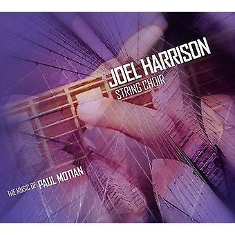 Harrison, Joel String Choir - Music of Paul Motian [CD] USA import