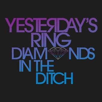 Yesterday's Ring - Diamonds in the Ditch [CD] USA import