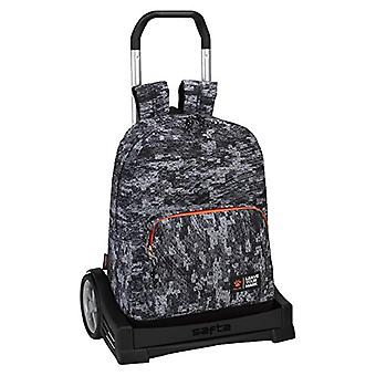 Safta Backpack - black/grey (grey) - 077590