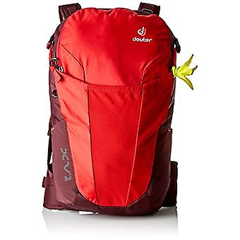 Deuter XV 1 SL - Unisex Adult Backpacks - Red (Cranberry/Aubergine) - 24x36x45 cm (W x H L)