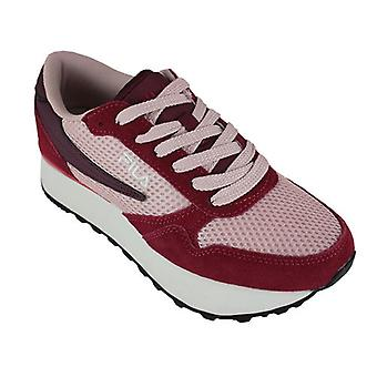 Rij schoenen casual rij Orbit Zeppa mesh CB wmn Rose/rabarber 0000156507_0