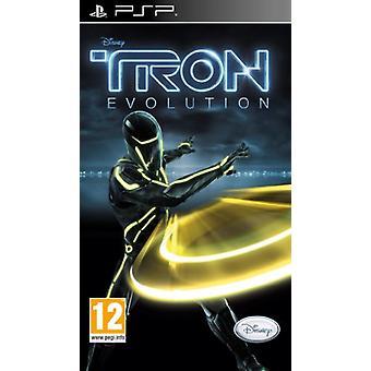 Tron Evolution (PSP) - As New