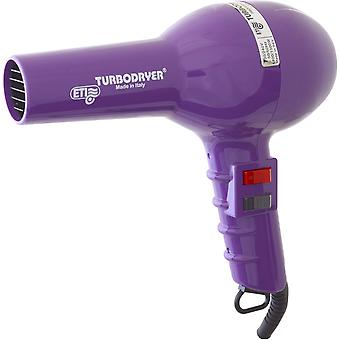 ETI Turbo 2000 Hairdryer - Purple
