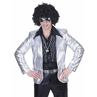 Disco Fever 70s Jackett 80s Schlager Party Dancer Jacket Costume Homme