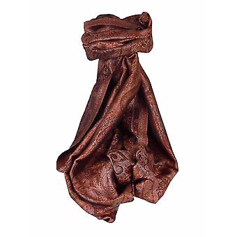 Mens Jamawar Premium Silk Scarf Modello 3299 di Pashmina & Silk