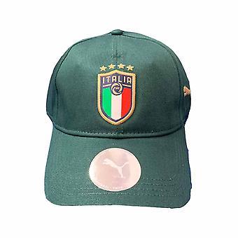 2019-2020 Italy Puma Baseball Cap (Pine)