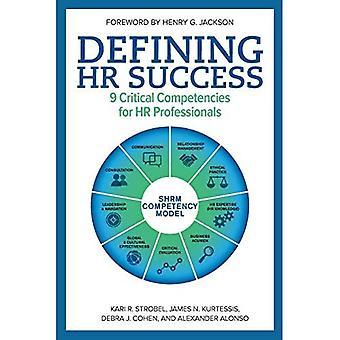 Definerende HR succes: 9 kritiske kompetencer for HR-medarbejdere