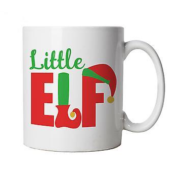 Little Elf, Mug - Christmas Cup Gift
