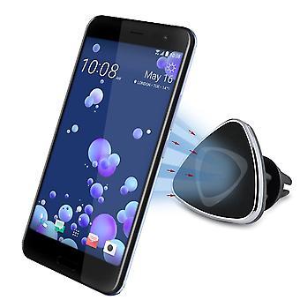 InventCase воздуха вентиляционные автомобиль гору клип стоять магнитные мобильного телефона держатель для HTC U11 2017