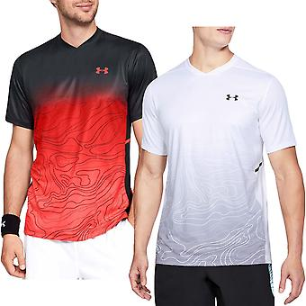 Under Armour Mens Forge Short Sleeve Sports Gym Active Training T-Shirt Tee Top