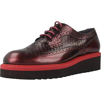 Angel Infantes Zapatos Casual 609 1a Color Wine
