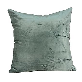 """18"""" x 7"""" x 18"""" Cubierta de almohada sólida de espuma de mar de transición con inserción de polietileno"""