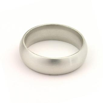 Sterling Silver Traditional Scottish Simply Stylish Plain Design Ring