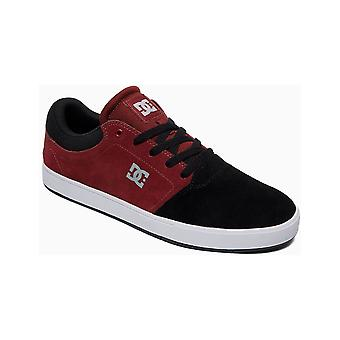 DC Crisis Trainers in Prune/White
