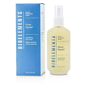 Power Peptide - Tóner facial antidesenvejecimiento (para todos los tipos de piel) - 177ml/6oz