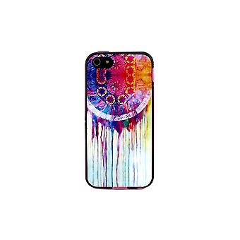 Shell For IPhone 5c Indian Pattern Catches Colorful Dream