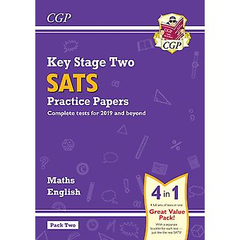 New KS2 Maths and English SATS Practice Papers Pack for the