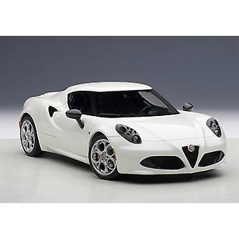 Alfa Romeo 4C (2013) Composite Model Car