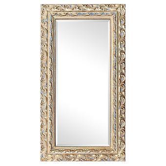 Miroir en or, dimension extérieure1112x62 cm