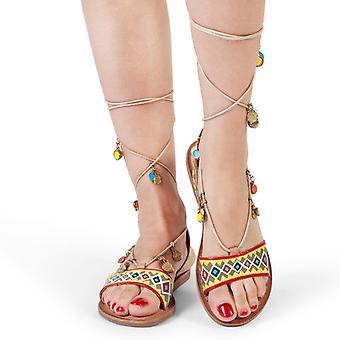 Gioseppo - haimi women's sandals, brown