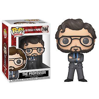 Money Heist the Professor Pop! Vinyl
