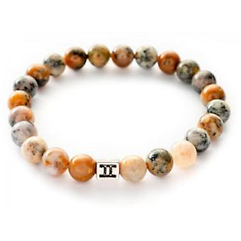 Gemini C30 - Classic mixed Opal Bracelet bracelet