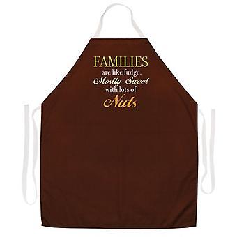Les familles sont comme tablier Fudge