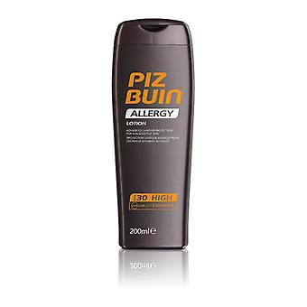 Lotion d'allergie Piz Buin SPF30 200ml