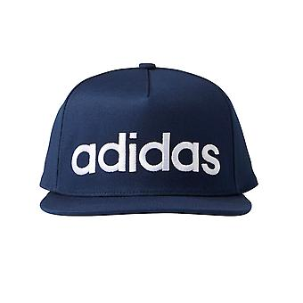 Adidas NEO Flatbrim Logo Cap hattu Navy