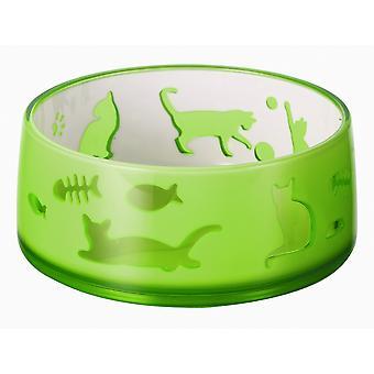 Ferribiella Duoworld Cat Bowl 330Ml-11,8X5Cm