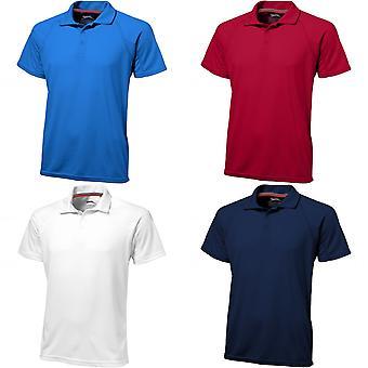 Slazenger Mens Game Short Sleeve Polo