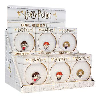 Harry Potter smalto Pin Badge Blind Bag Abbigliamento zaino in doglioni