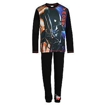 Star Wars Darth Vader Yoda Luke Skywalker Official Gift Kids Boys Pyjamas