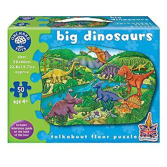 الديناصورات الكبيرة