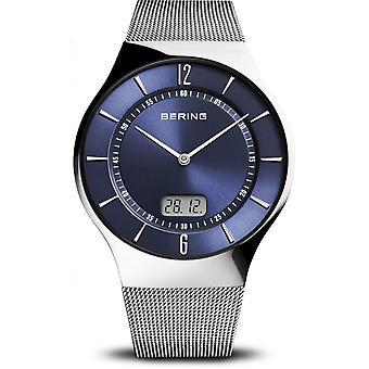 Bering-wristwatch-Men-51640-007-Radio controlled