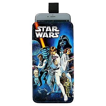 Star Wars Pull-up Mobile Bag