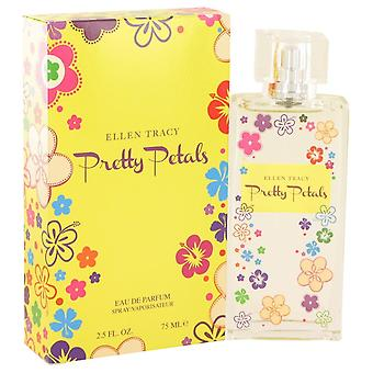 Pretty Petals by Ellen Tracy Eau De Parfum Spray 2.5 oz / 75 ml (Women)
