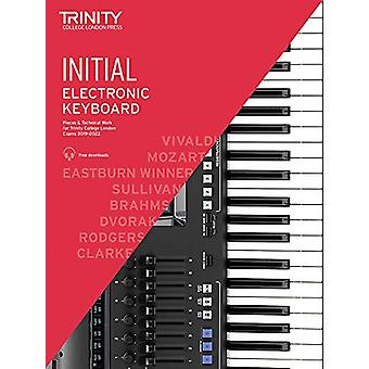 Trinity College London Electronic Keyboard Exam Pieces & Technica