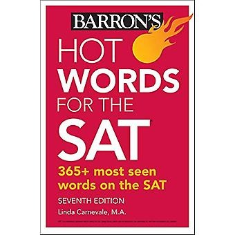 Hot Words for the SAT by Linda Carnevale - 9781438011806 Book