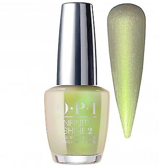 OPI Infinite Shine Olijf voor Parels! - Neo-Pearl Effects 2020 Nail Polish Collection (ISLE99) 15ml