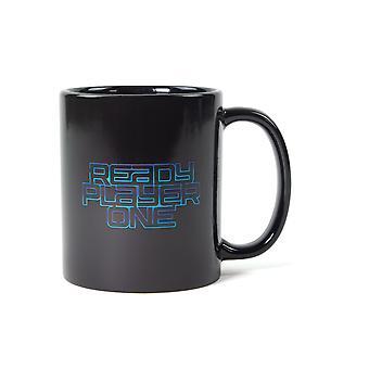 Chaleur de Logo joueur prêt officiel celui changeant Mug