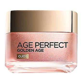 Contorno occhi Golden Age L'Oreal Make Up (15 ml)