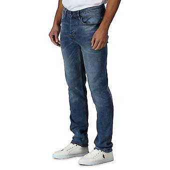 Luke | Freddys Zm220501 Slim Fit Cotton Denim Jean