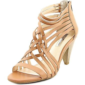 INC International Concepts Womens garoldd Leather Open Toe Casual Strappy Sandals