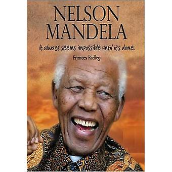 Nelson Mandela av Frances Ridley