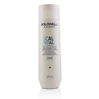 Duplo sentidos couro cabeludo especialista em shampoo anti queda de cabelo (limpeza para afinamento de cabelo) 215457 250ml /8.4oz