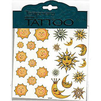 Błyszczące tatuaże
