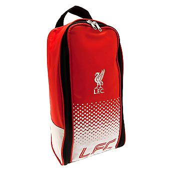 Liverpool FC Fade Football Shoe Boot Bag Red
