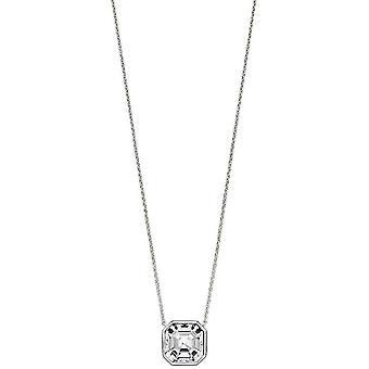 Elementen Silver Imperial Cut Ketting - Zilver /Helder
